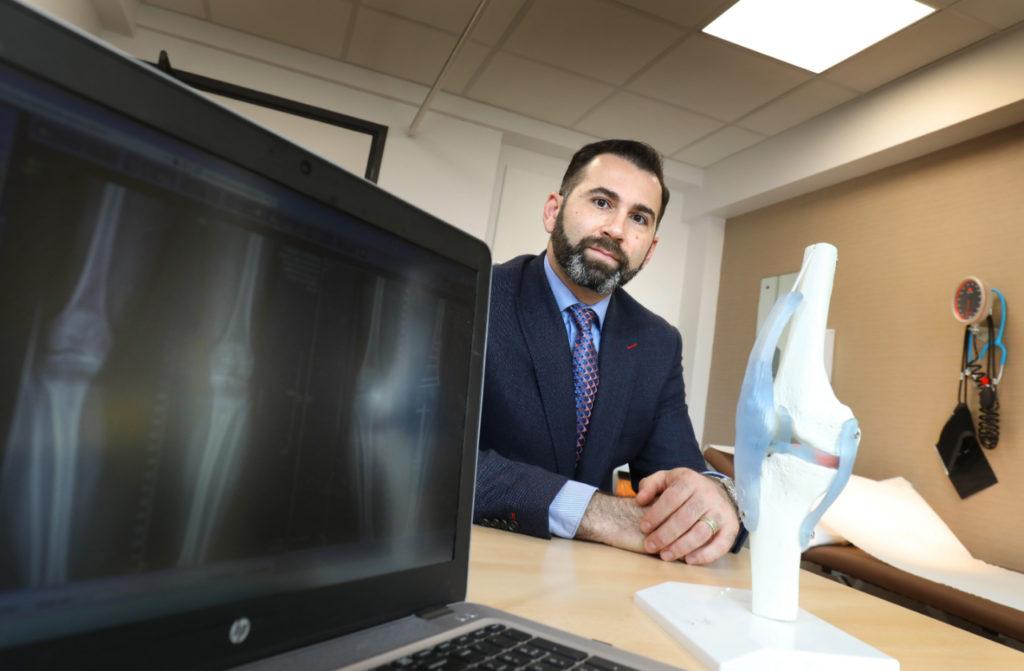 Cristian Nita - Consultant Knee Surgeon