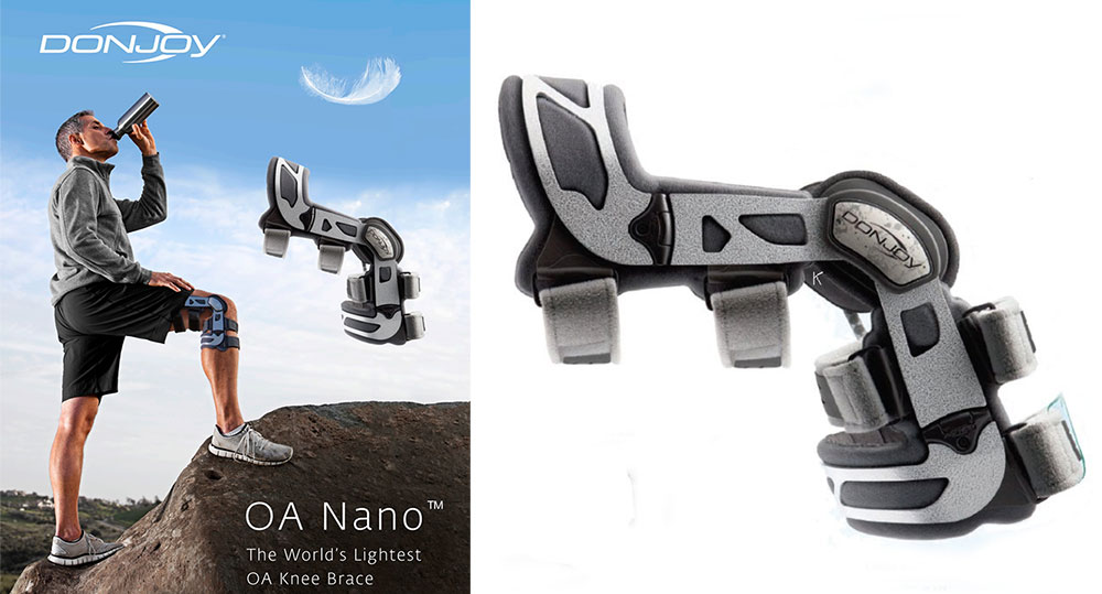 Don Joy OA Nano knee brace
